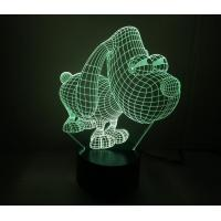 Wholesale Puppy Shape 3D Led Lamp from china suppliers