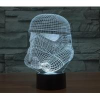 Wholesale Starwars Storm Trooper 3D Led Lamp from china suppliers