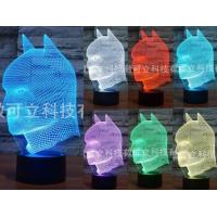 Wholesale Batman Mask 3D Led Lamp from china suppliers