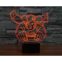Wholesale Superman Shaped 3D Led Night Light from china suppliers