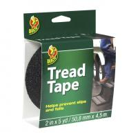 Buy cheap Duck Brand Tread Tape, Black, 2 in. x 5 yd. from wholesalers