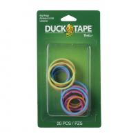 Buy cheap Duck Tape Accents Key Rings - Multi-Color, 20 pk from wholesalers