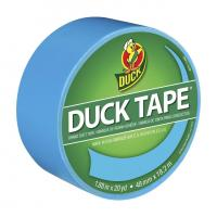 Buy cheap Color Duck Tape Brand Duct Tape - Electric Blue, 1.88 in. x 20 yd. from wholesalers