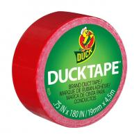 Buy cheap Ducklings Mini Duck Tape Brand Duct Tape - Red, .75 in. x 180 in. from wholesalers
