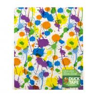 Buy cheap Printed Duck Tape Sheets - Paint Splatter, 8.25 in. x 10 in. from wholesalers