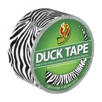 Buy cheap Printed Duck Tape Brand Duct Tape - Zebra, 1.88 in. x 10 yd. from wholesalers