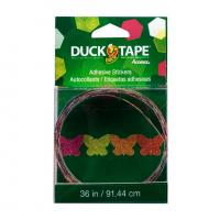 Buy cheap Duck Tape Accents Adhesive Stickers - Butterflies, 36 in. from wholesalers