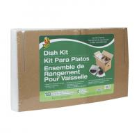 Buy cheap Duck Brand Dish Kit, 22 pk from wholesalers