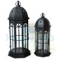 Wholesale Decorative antique metal candlesticks from china suppliers