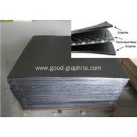 China Flexible Graphite Reinforced Sheet on sale