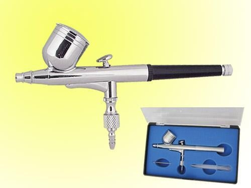 China Double action Airbrush tanning / tattoo kit Model Number: DP2203