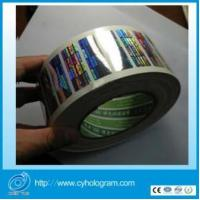 Wholesale High Resolution 2d Hologram Stickers in Roll from china suppliers