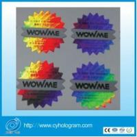 Wholesale Scratch Off Hologram Sticker from china suppliers