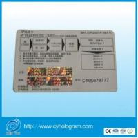Wholesale Scratch Off Hologram Label from china suppliers