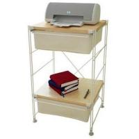 Popular Office Computer Desk Home Study Laptop Table Office Storage 2 Drawer