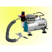 Wholesale Air brush gun & mini oilless compressor kit Model Number: DP6109 from china suppliers
