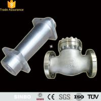 Buy cheap Automatic Forged Stainless Steel Pressure Relief Valve body from wholesalers