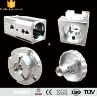 Buy cheap Custom Precision Aluminum CNC Machine Parts Center Metal Parts from wholesalers