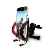 China mobile phone holder air vent car mount car air vent phone holder car air vent clips on sale