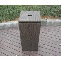 Buy cheap wicker laundry hamper with lid esr 11108 from wholesalers