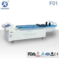 Wholesale F01 3D Multiduty lumbar traction bed from china suppliers