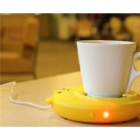 LJC-033 Electric Mini Portable Office Coffee Usb Cup Warmer for sale