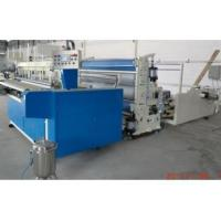 Kitchen towel rewinding machine