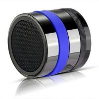 Wholesale MEMTEQ Bluetooth Wireless Speaker Stereo TF Card Handsfree Cell Phone (Blue) from china suppliers