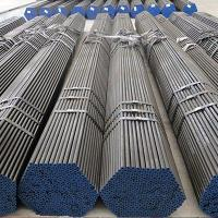 China ASTM A179 Carbon Steel Tube 6mm*2mm 3M Cold Drawn on sale