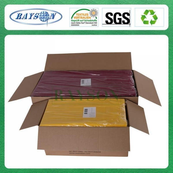 China PPSB non woven matel for covering table