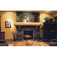 indoor stone fireplaces