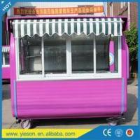 Wholesale hot dog concession carts for sale from china suppliers