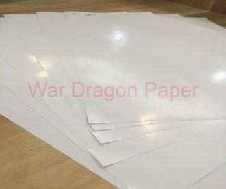 Quality Glossy coated Art paper for sale