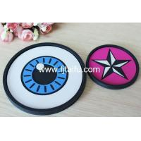 Wholesale Custom silicone rubber drink cup coaster mat from china suppliers
