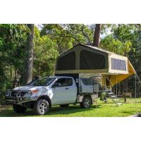 Wholesale CAMPER TRAILER Heavy Duty ATV Kitchen Caravan camp trailer from china suppliers