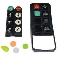 Wholesale Wholesale High Quality Customize Color and Type Silicone Keypads factory from china suppliers