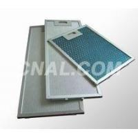 China aluminium cooker hood filter on sale