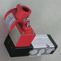 China Electromagnetic valve limit switch on sale