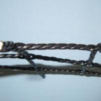 Buy cheap UHMWPE Fiber Plastic-wrapped Twisted Knotless fishing Net from wholesalers