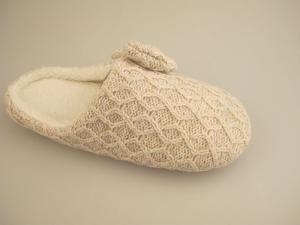 Quality Normal Roonshoes Cashmere Quiet Indoor Warm Inner Soft Sole Slipper for sale