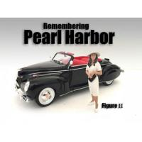 Wholesale Remembering Pearl Harbor Figure II For 1:24 Scale Models by American Diorama from china suppliers