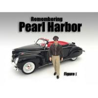 Wholesale Remembering Pearl Harbor Figure I For 1:24 Scale Models by American Diorama from china suppliers