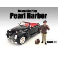 Wholesale Remembering Pearl Harbor Figure III For 1:24 Scale Models by American Diorama from china suppliers
