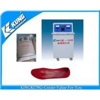 Quality Hot selling shoes flocking machine,flock printing machine,flock coating equipment for sale