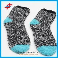 Wholesale Half of Cashmere Polyester Socks from china suppliers