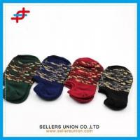 Wholesale Fashional Cotton Customized Invisible Tube Socks from china suppliers