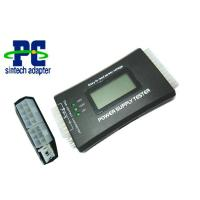 China PC power supply tester with LCD in plastic case on sale