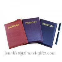 Buy cheap promotion passport holder from wholesalers