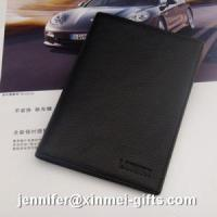 Buy cheap 2013 genuine leather ID card holder travel passport cover from wholesalers