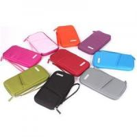 Buy cheap Beautiful colors canvas passport holder from wholesalers